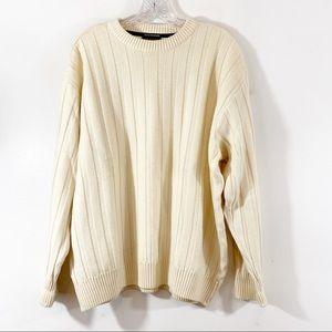 Paul & Shark Bretagne Pure New Wool Sweater Sz XL